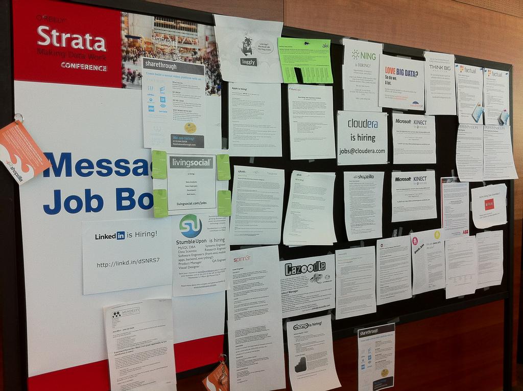 Strata job board