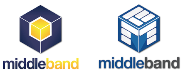 Middleband Group winning logos
