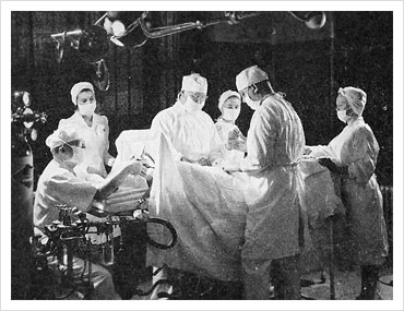 Operating room in the Elliot Community Hospital by Keene and Cheshire County (NH) Historical Photos, on Flickr