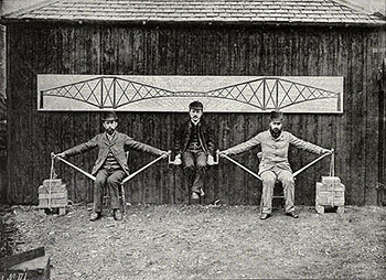 Cantilever_bridge_human_model