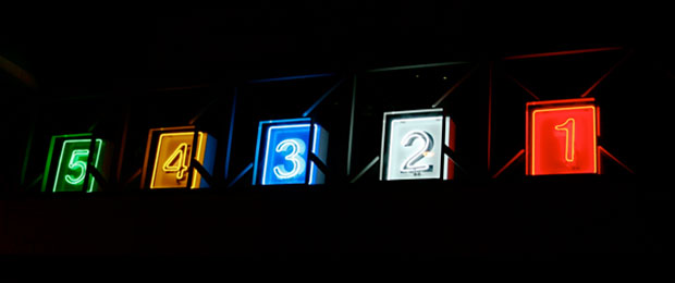 5-4-3-2-1_Neon_Countdown_Steven_Depolo_Flickr