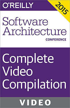 Buy O'Reilly Software Architecture Conference 2015 Complete Video Compilation.