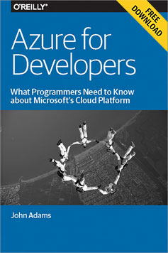 Download Azure for Developers.