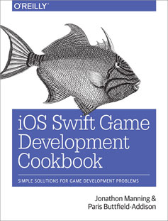 Buy iOS Swift Game Development Cookbook, 2nd Edition.