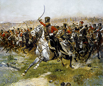 350px-Detaille_4th_French_hussar_at_Friedland