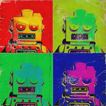 robot_pop_art_Roland_Molnar_Flickr