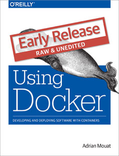 Buy Using Docker Early Release.