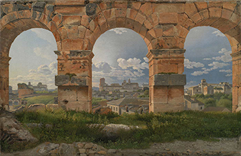 350px-C.W._Eckersberg_-_A_View_through_Three_Arches_of_the_Third_Storey_of_the_Colosseum_-_Google_Art_Project